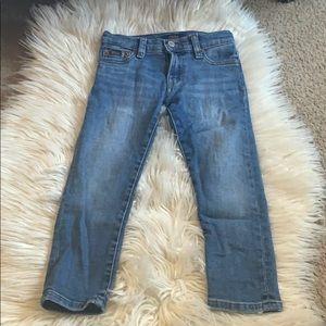 Polo Ralph Lauren toddler boy jeans